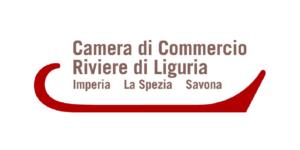 Logo della Camera di Commercio di Riviere di Liguria-Imperia La Spezia Savona